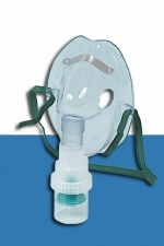 Masque à inhalation : Masque inhalateur professionnel apprécié des amateurs de poppers pour inhaler leurs arômes préférés.
